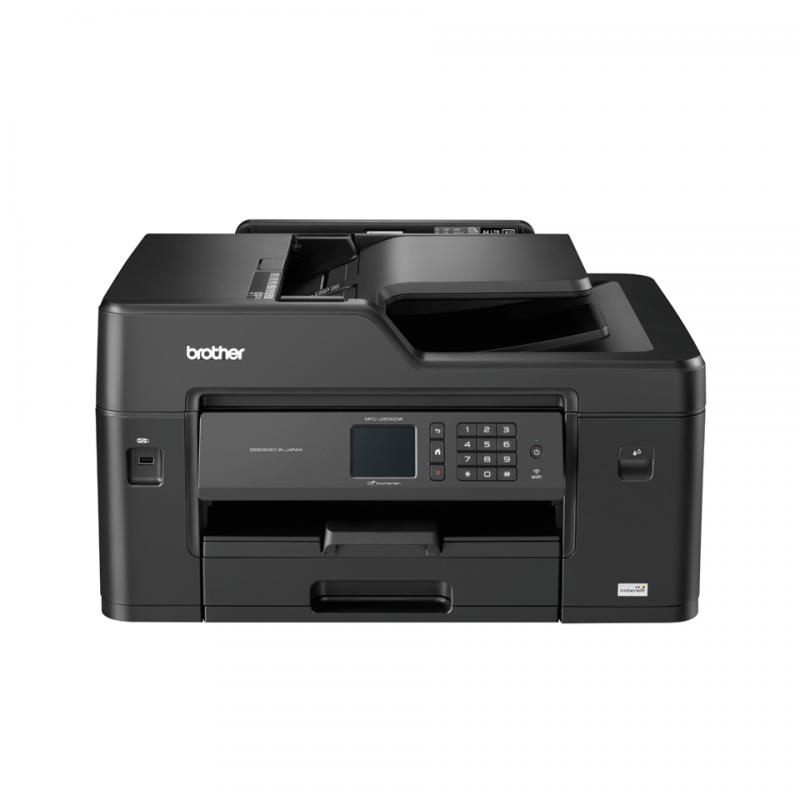 BROTHER MFC-J3530DW Colour Inkjet Multi-function C...