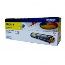 Brother Colour Toner TN261Y (Yellow)