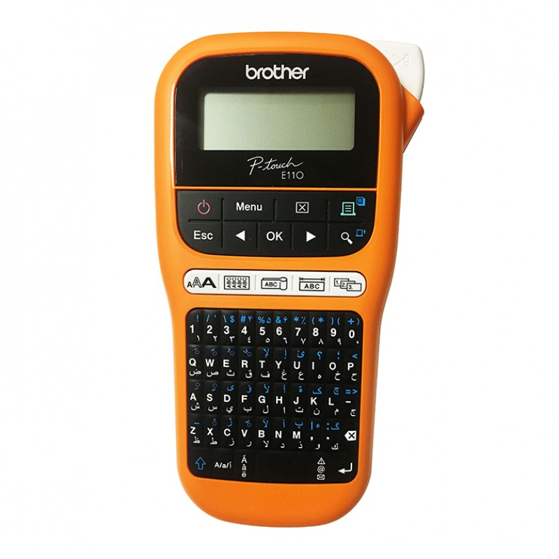 BROTHER P-TOUCH E110VP Labeling Machine