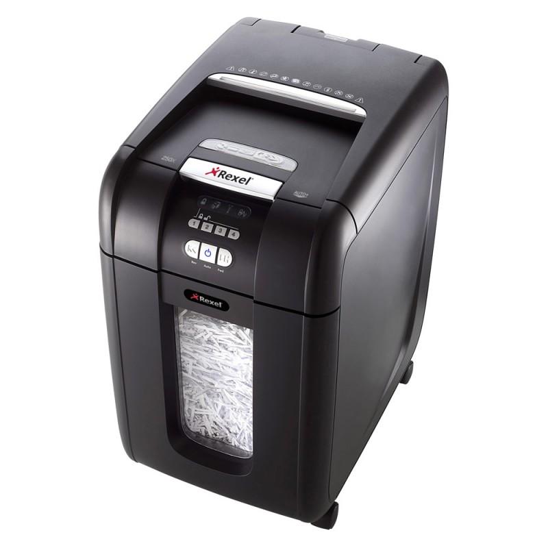 Rexel Auto+ 300X Cross Cut Paper Shredder
